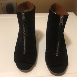 Lucky Brand - Suede shoes 9.5